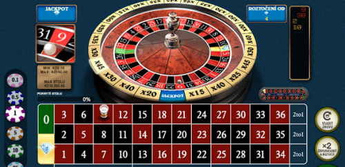 Diamond Bet Ruleta
