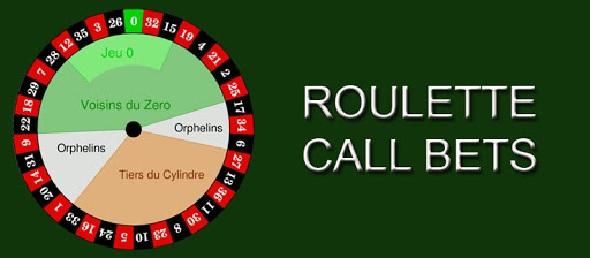 Ohlašovací sázky u rulety